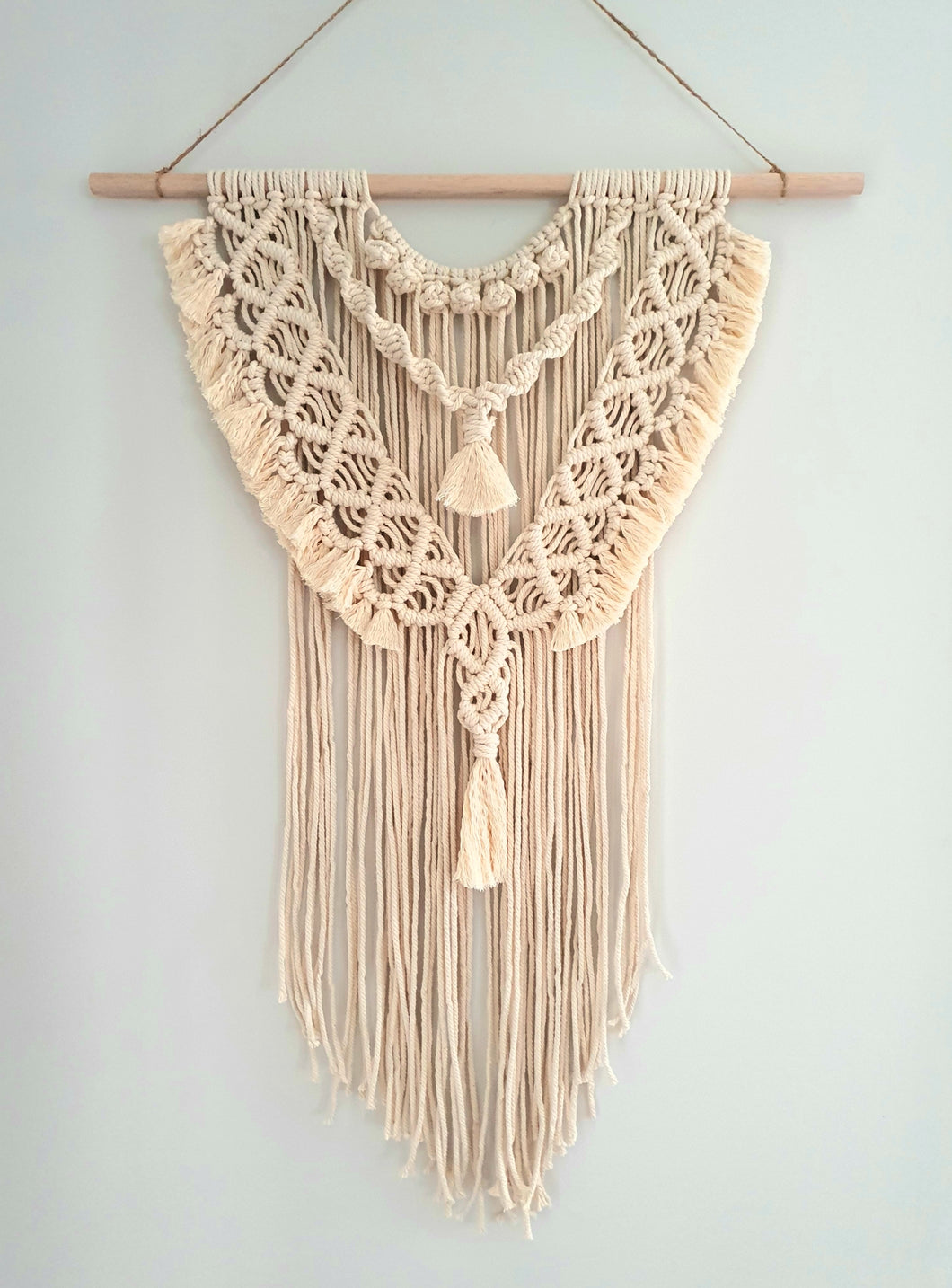Macrame Beginners - Wall Hanging Workshop