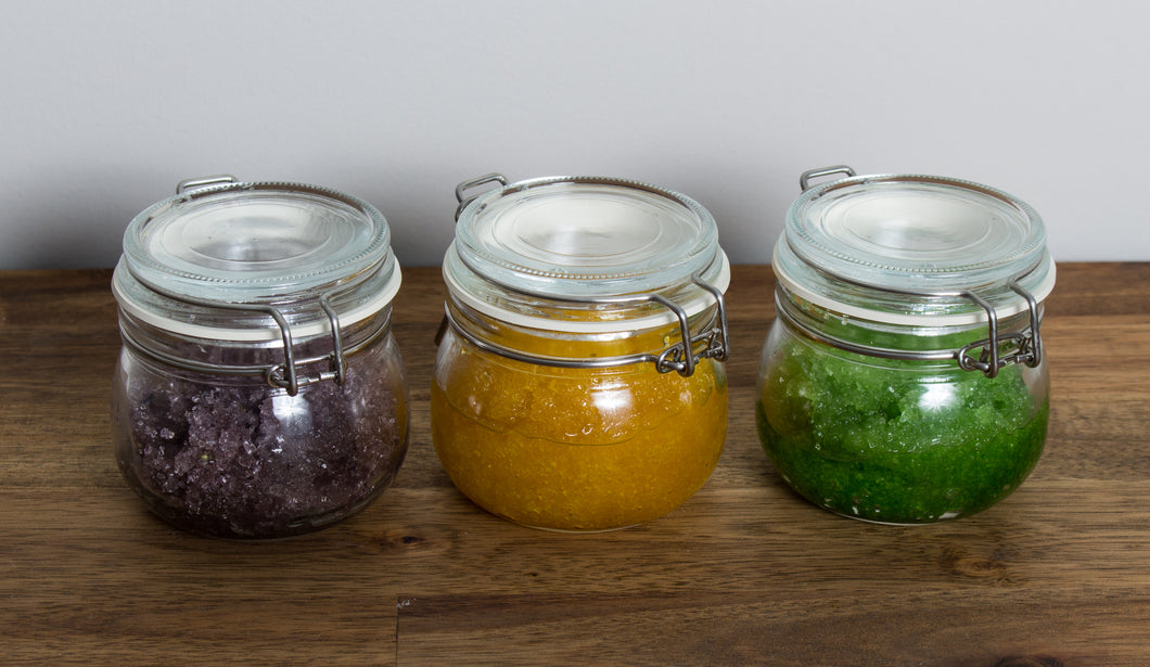 Indulgent Sugar Scrubs
