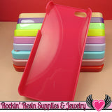 Iphone 5 Shell Cellphone Case for Decoden - Rockin Resin  - 4
