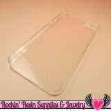 Clear Iphone 5 Cellphone Case for Decoden - Rockin Resin  - 3