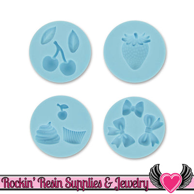 Sweet Shop Martha Stewart SILICONE MOLD - Rockin Resin  - 1