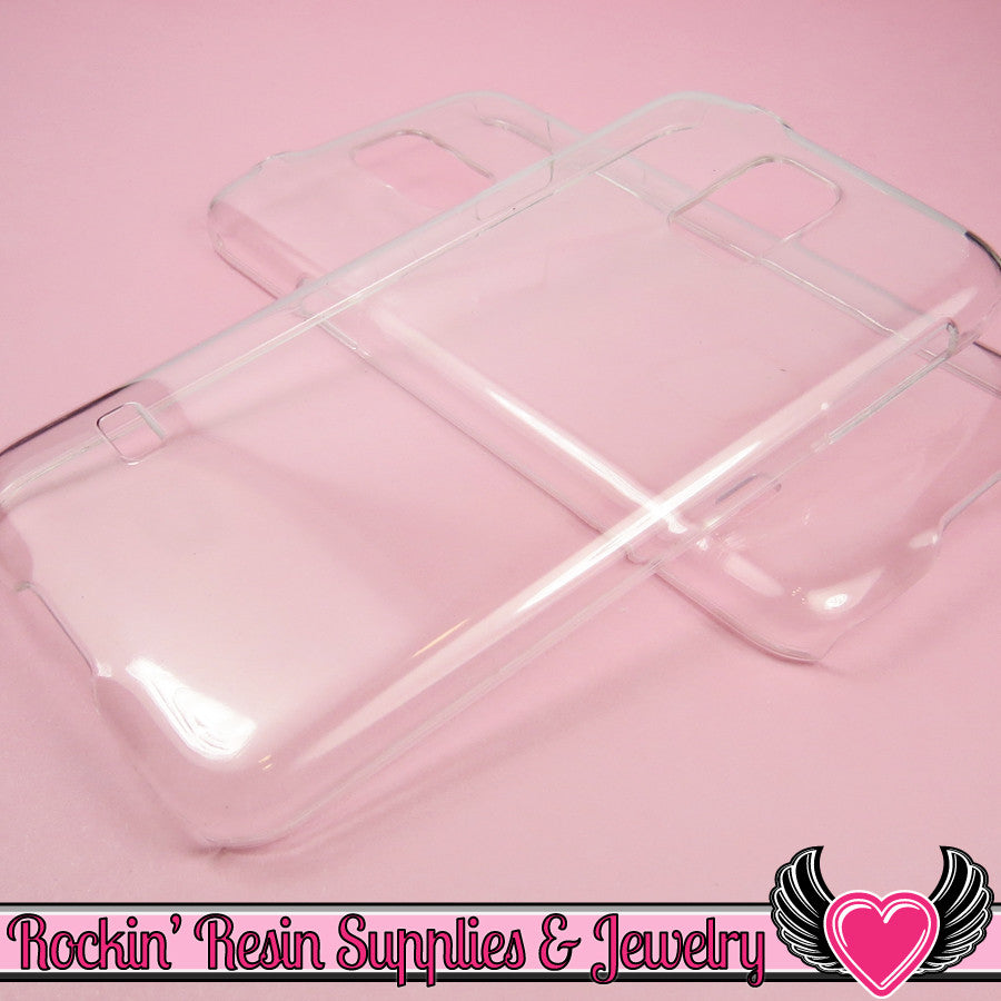 Clear Samsung Galaxy S5 Shell Cellphone Case for Decoden