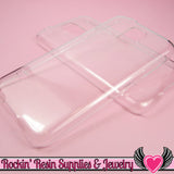 Clear Samsung Galaxy S5 Shell Cellphone Case for Decoden - Rockin Resin  - 1