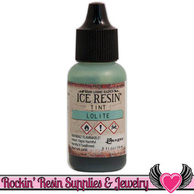 ICE RESIN TINTS Lolite, 0.5 fl. Oz. resin colorant
