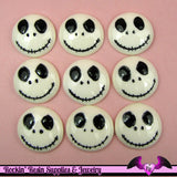 4 pc JACK NIGHTMARE Decoden Flatback Decoden Cabochon Cellphone Decoration - Rockin Resin  - 2