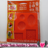 Mod Podge Mod Melts PATTERNS SILICONE MOLD - Rockin Resin  - 2