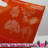 Mod Podge Mod Melts MYSTiCAL FOREST SILICONE MOLD - Rockin Resin  - 2