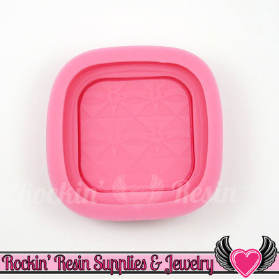 Blush Makeup Palette SILICONE MOLD, Food Grade - Rockin Resin  - 1