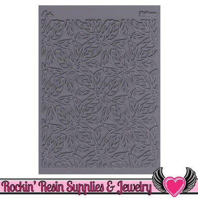 Foliage Lisa Pavelka Texture Stamp - Rockin Resin  - 1