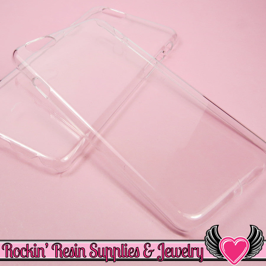 Apple Iphone 6 Clear Shell Cellphone Case for Decoden