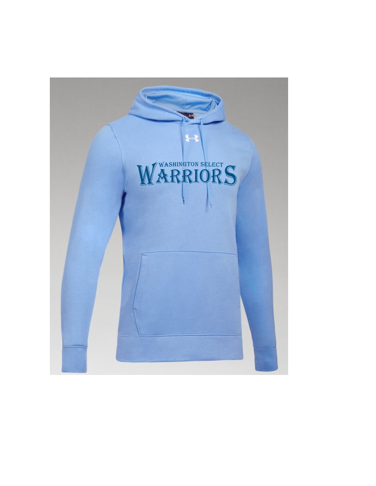 Men's Under Armour Hustle Fleece Hoodie
