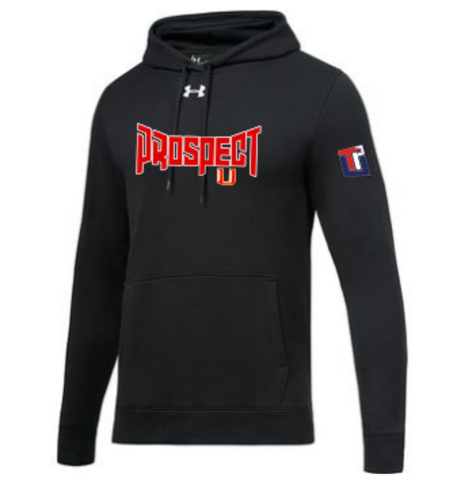 Hustle Fleece Youth Hoodie