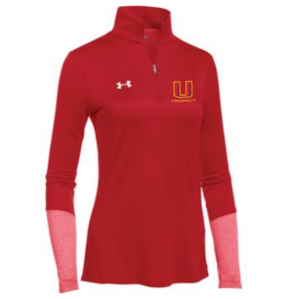 Locker Half Zip