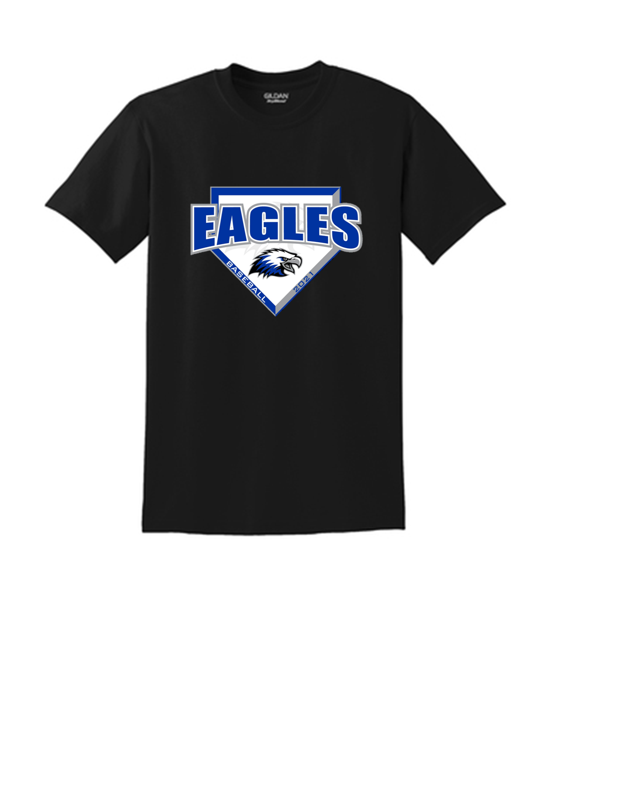 Federal Way Home Plate Tee