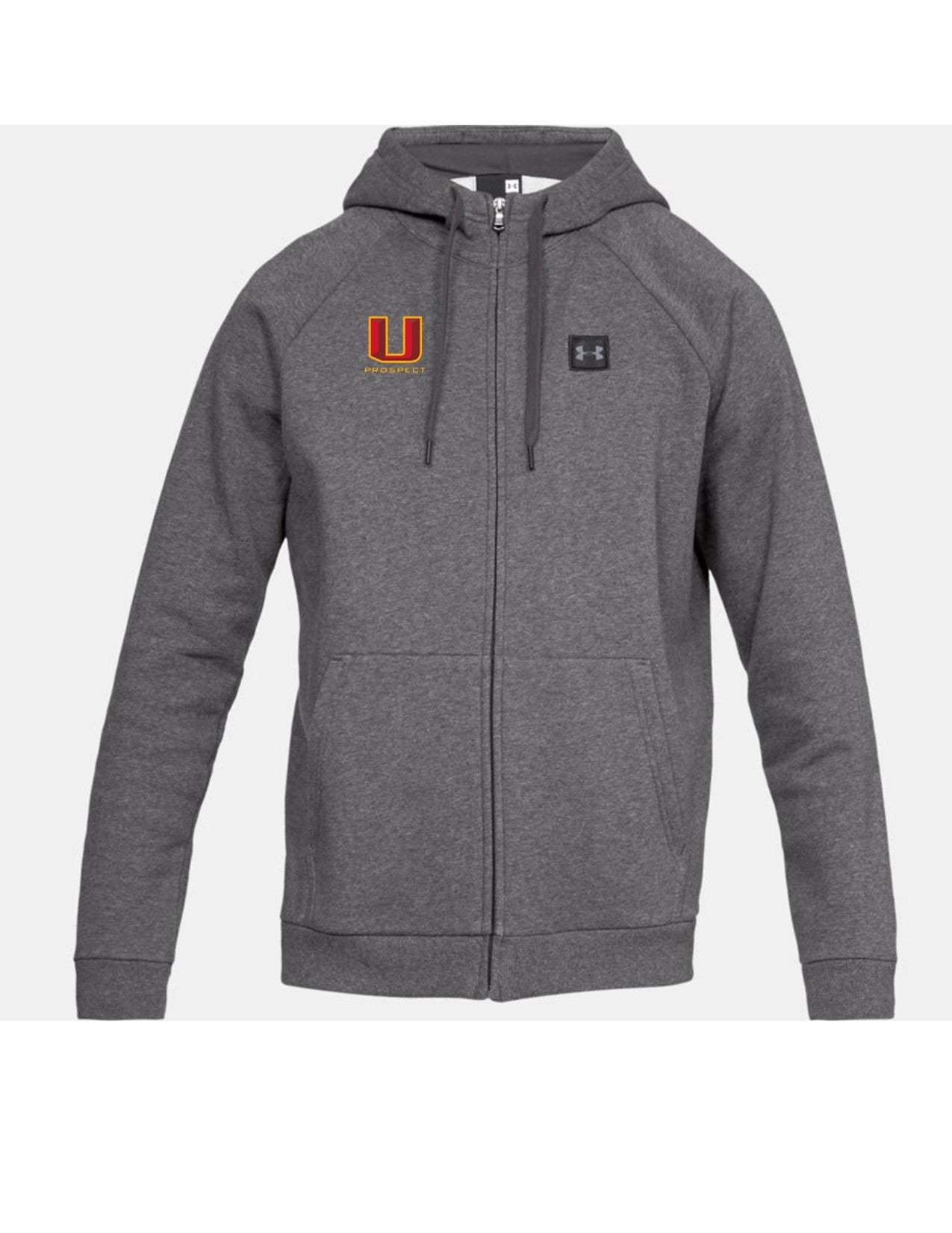 Men's UA Rival Fleece Full Zip