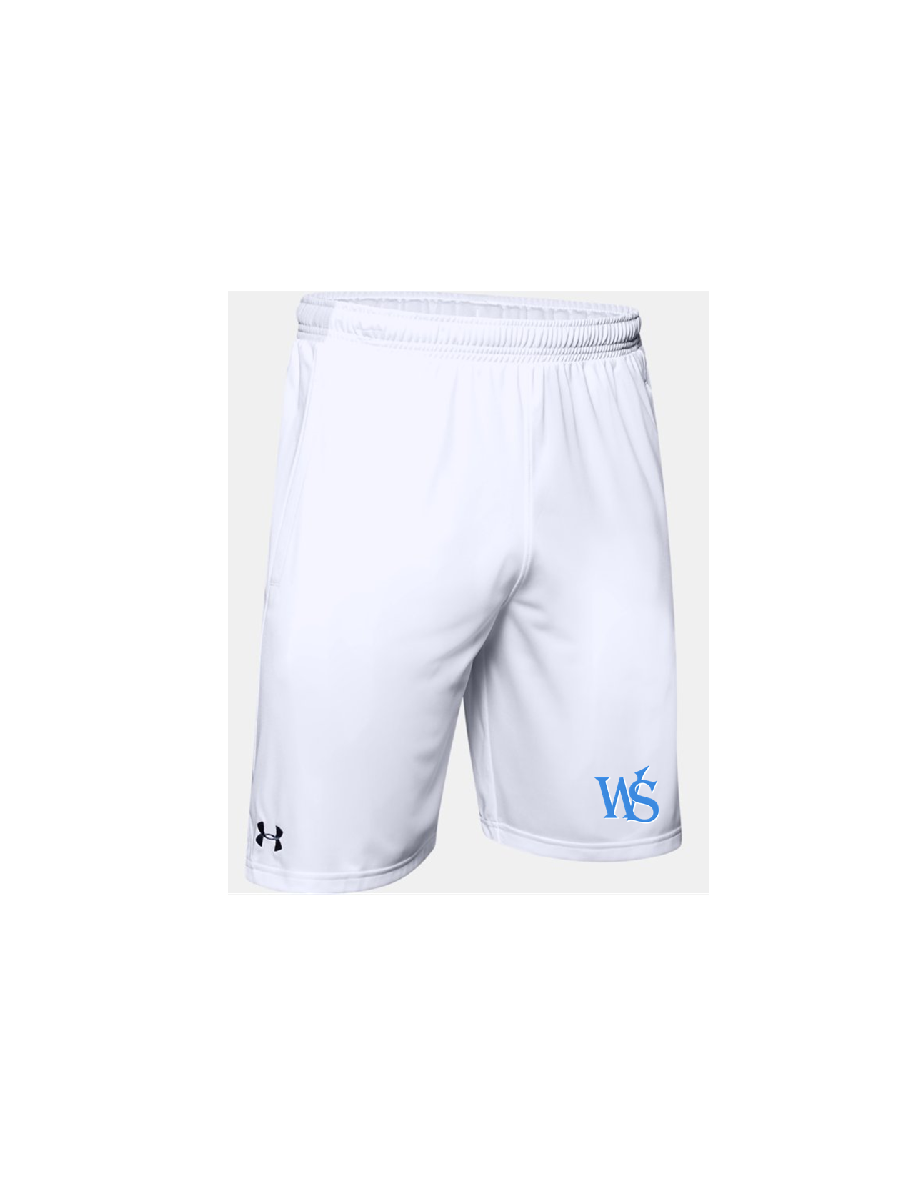 "Men's Under Armour Locker 9"" Pocketed Shorts"