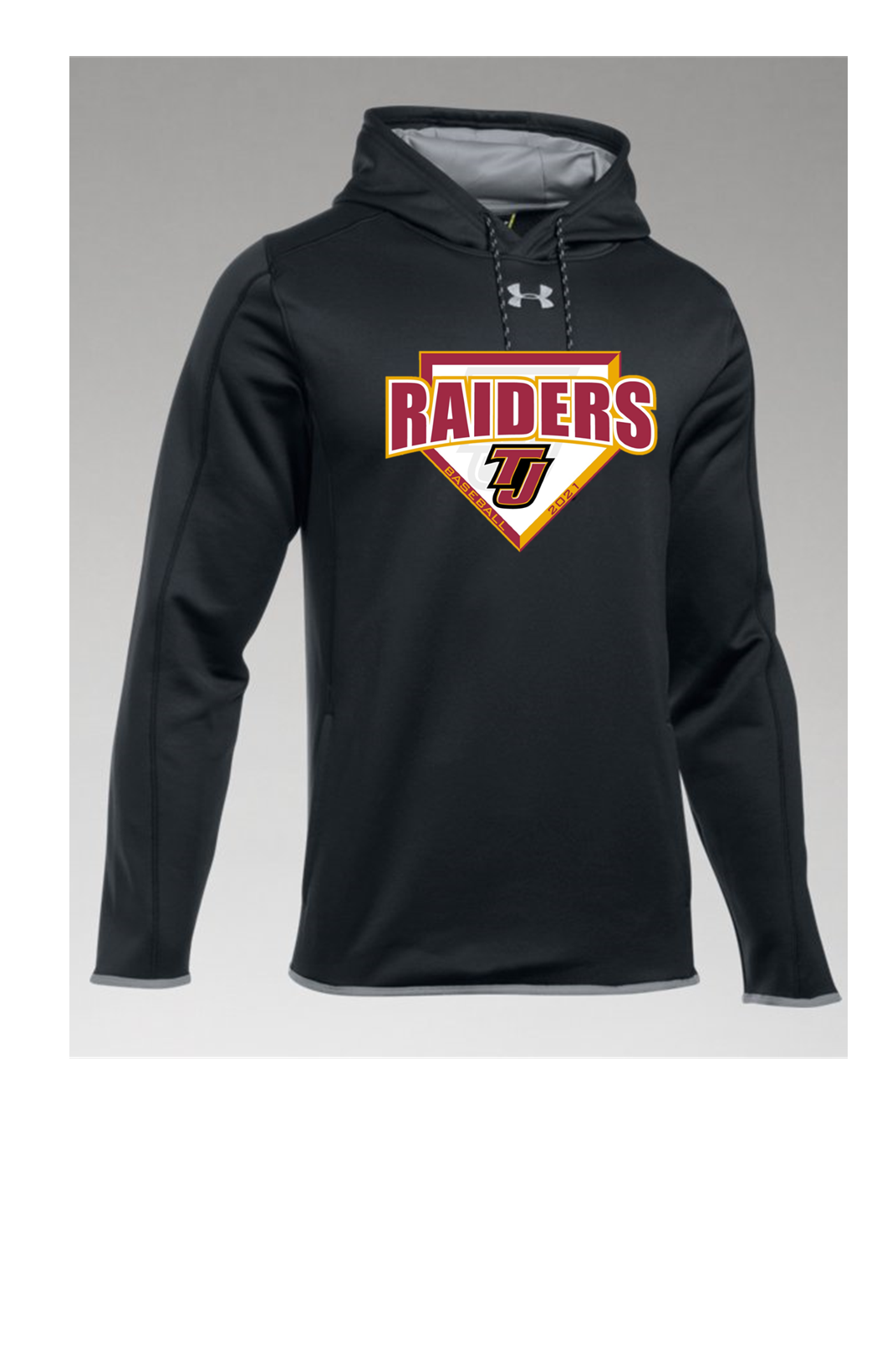 Under Armour Double Threat Hoody Raiders Baseball Home Plate