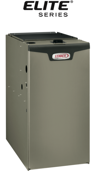 Lennox - EL296V High-efficiency two-stage gas furnace (Installed Pricing)