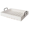 Rustic Tray - White Large Tray