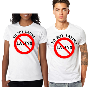 NO MAS LATINX T-SHIRT