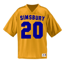 Load image into Gallery viewer, Simsbury Football Jersey