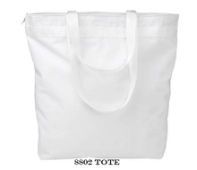 Load image into Gallery viewer, World Languages Themed Tote Bags