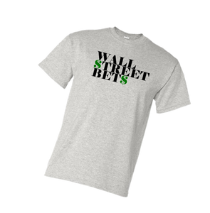 WALL $TREET BET$ T-SHIRT