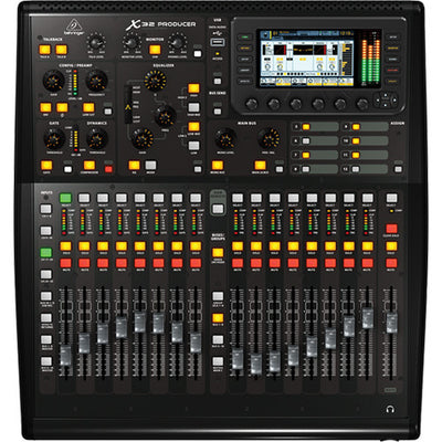 Behringer X32PRODUCER - 305broadcast
