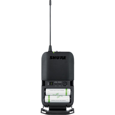 Shure BLX14/P31 Wireless Microphone System with PGA31 Headset Microphone, H9 - 305broadcast