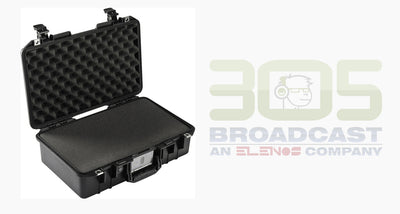 PELICAN 1525 With Foam - Air Case - 305broadcast