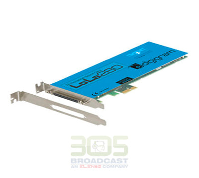 Digigram LoLa280 - 305broadcast