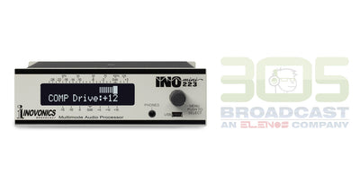 Inovonics 223 - Multimode Audio Processor - 305broadcast