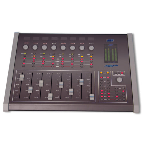 8 Channel Broadcast Consoles w/ 2 tel Hybrids