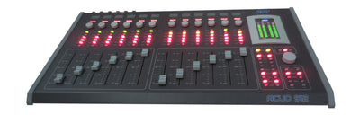 12 Channels Broadcast Consoles 6 Mics + 2 tel Hybrids