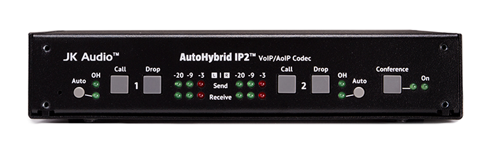 Jk Audio AutoHybrid IP2 - 305broadcast