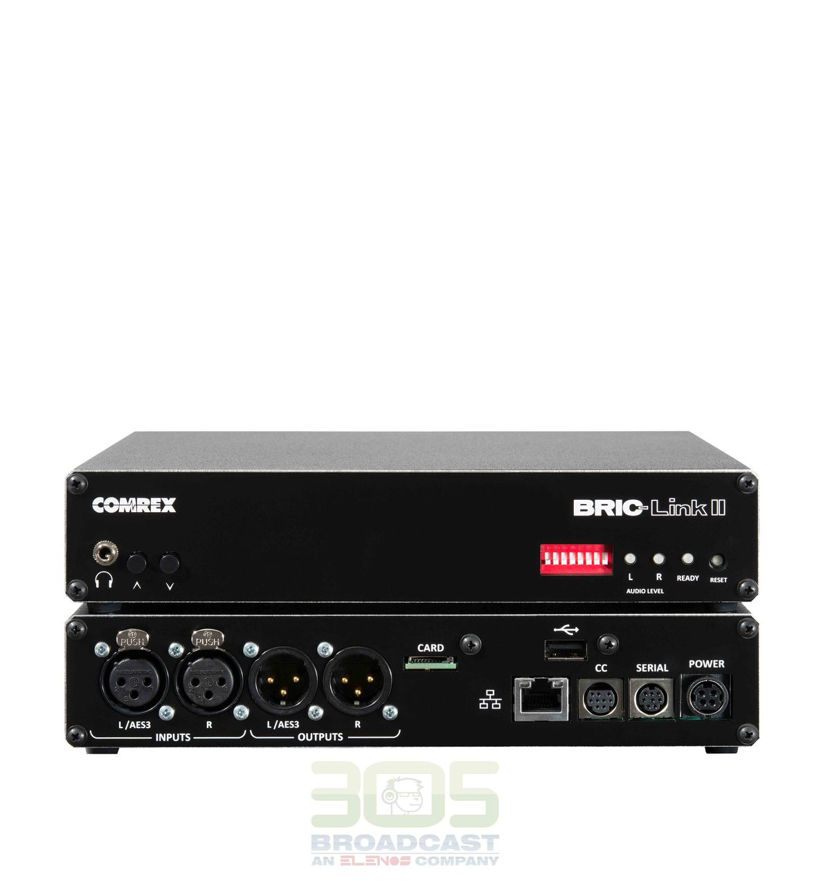 Image of Comrex BRIC Link II IP Audio Codec