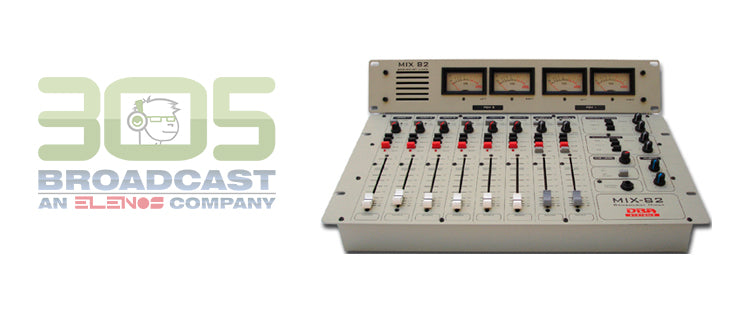 DBA SYSTEMS MIX-82 - 305broadcast