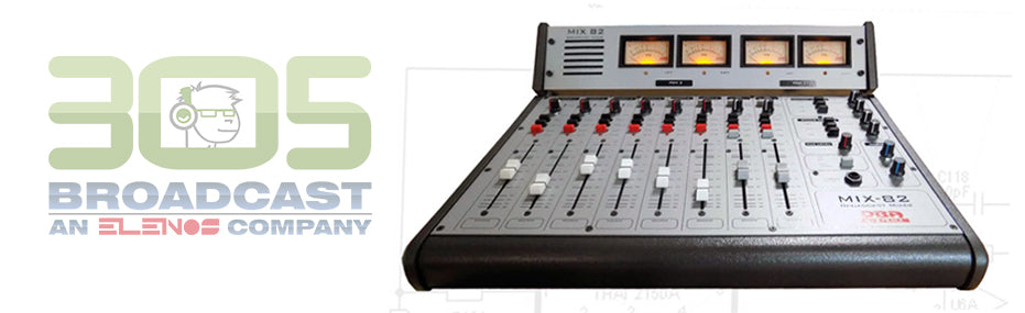 DBA SYSTEMS MIX-82 PLUS - 305broadcast