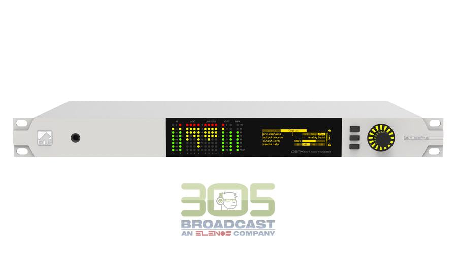 BW Broadcast DSPXmini encore - AM, FM Audio Processor - 305broadcast