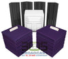 Auralex Deluxe Plus Roominator Kit (Purple) - 305broadcast