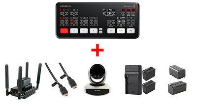Religious Broadcast Plug and Play combo Kit - 305broadcast