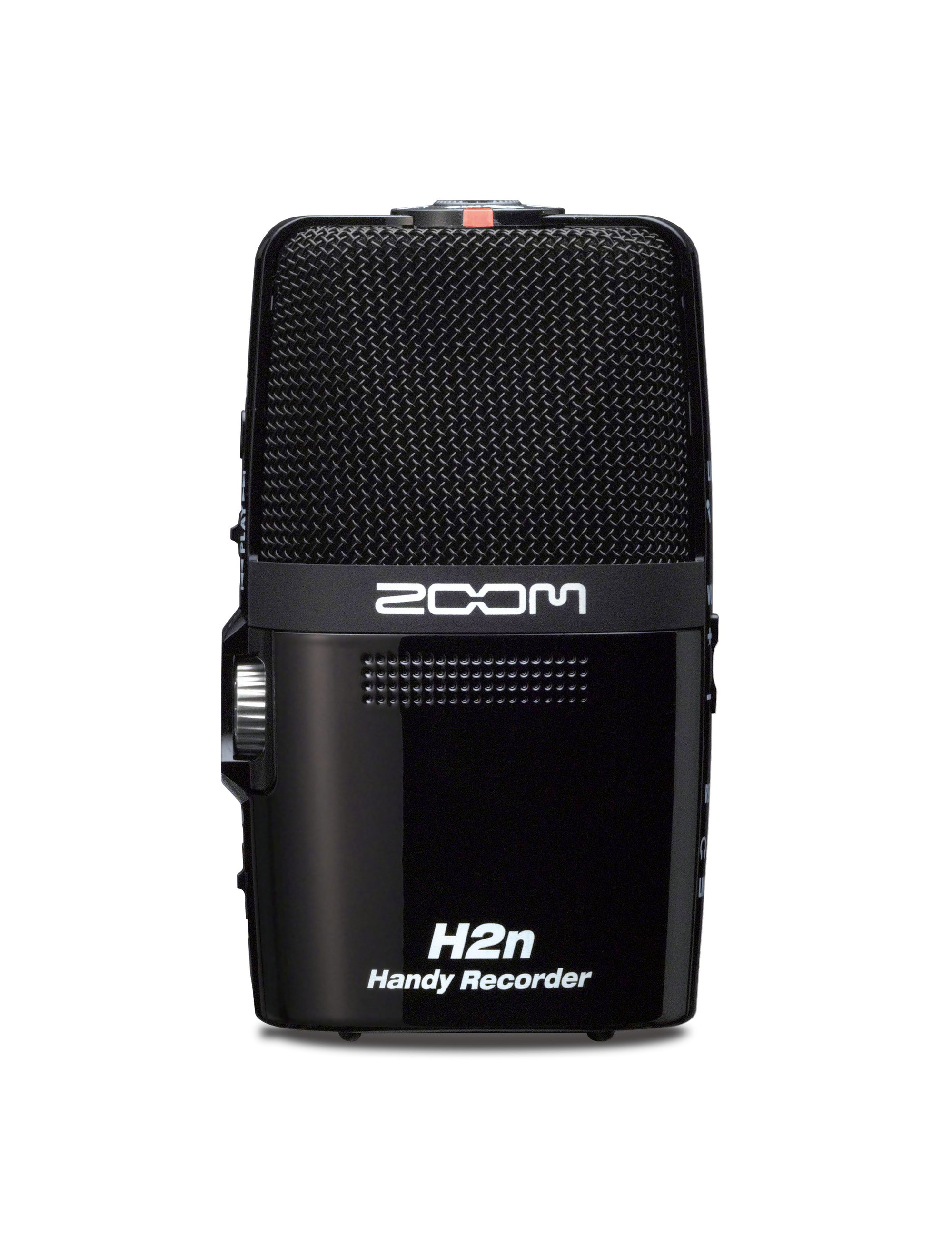 Zoom H2n Stereo/Surround-Sound Portable Recorder, 5 Built-In Microphones, X/Y, Mid-Side, Surround Sound, Ambisonics Mode, Records to SD Card, For Recording Music, Audio for Video, and Interviews - 305broadcast