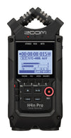 Zoom H4nPro - Handy Recorder All Black - 305broadcast