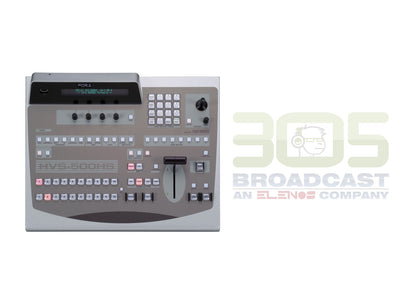 For-A HVS-500 SERIES - 305broadcast