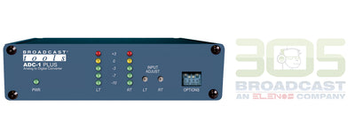 Broadcast Tools ADC-1 Plus Analog to Digital converter - 305broadcast
