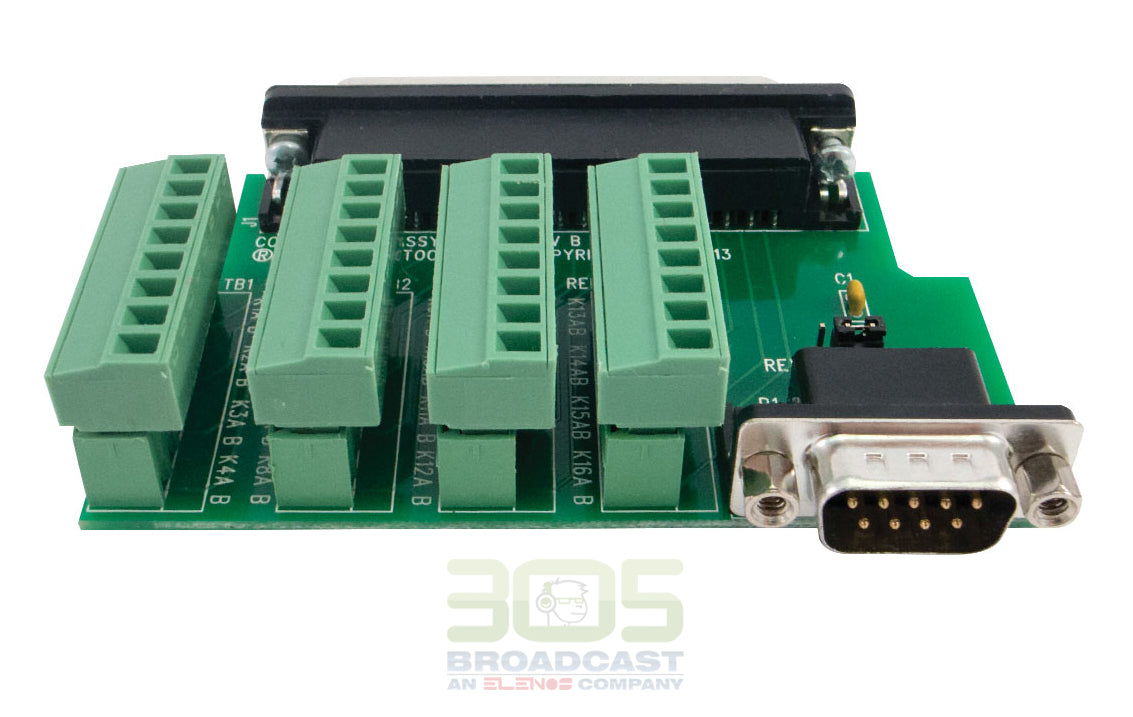 Broadcast Tools COA-37 XDS/Serial Connect-O-Adapter 37 - 305broadcast