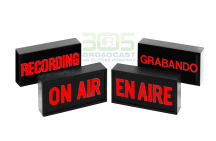 Sandies  340 'AL AIRE' IN SPANISH 110V - 305broadcast