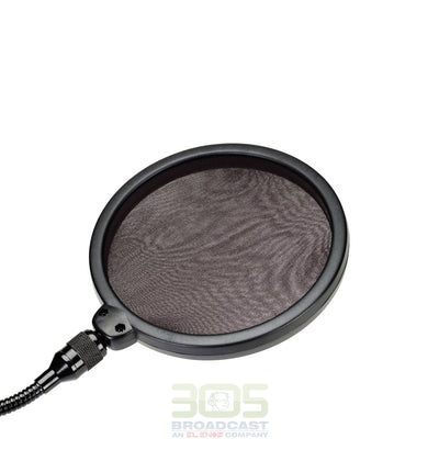 Samson PS01 Pop Filter for Microphones - 305broadcast