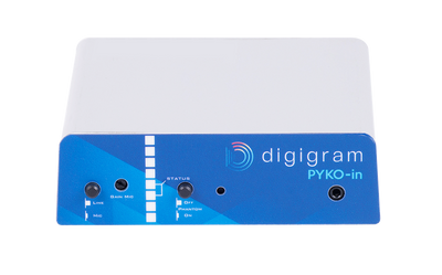 Digigram PYKO-IN Stereo IP Audio Encoder - 305broadcast