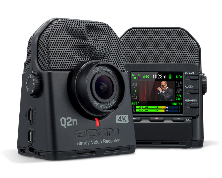 Zoom Q2n-4K - Ultra High Definition Handy Video Recorder - 305broadcast